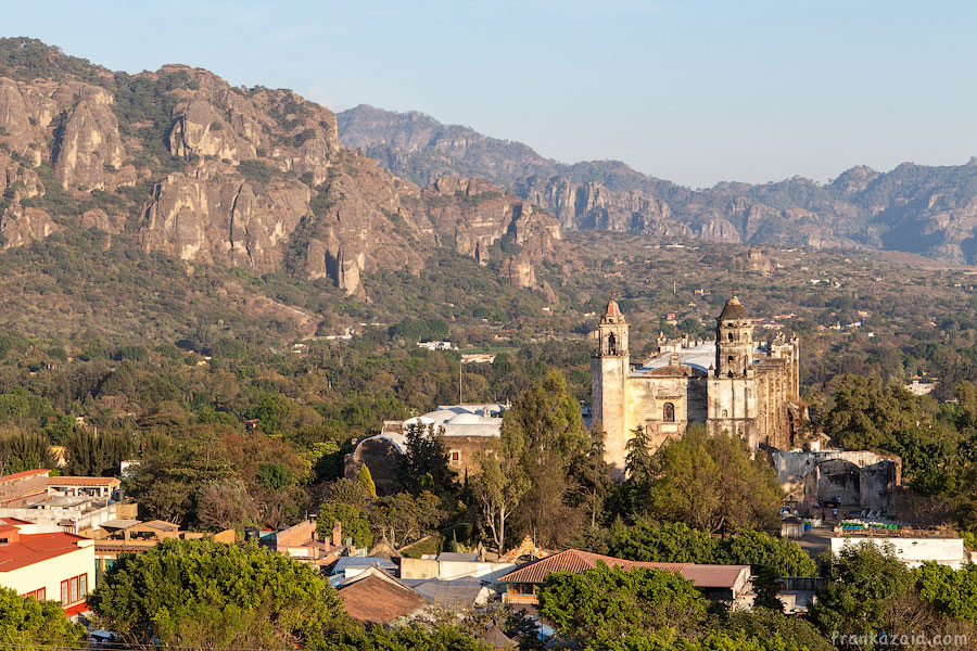 Tepoztlan, Mexico 2012 photo