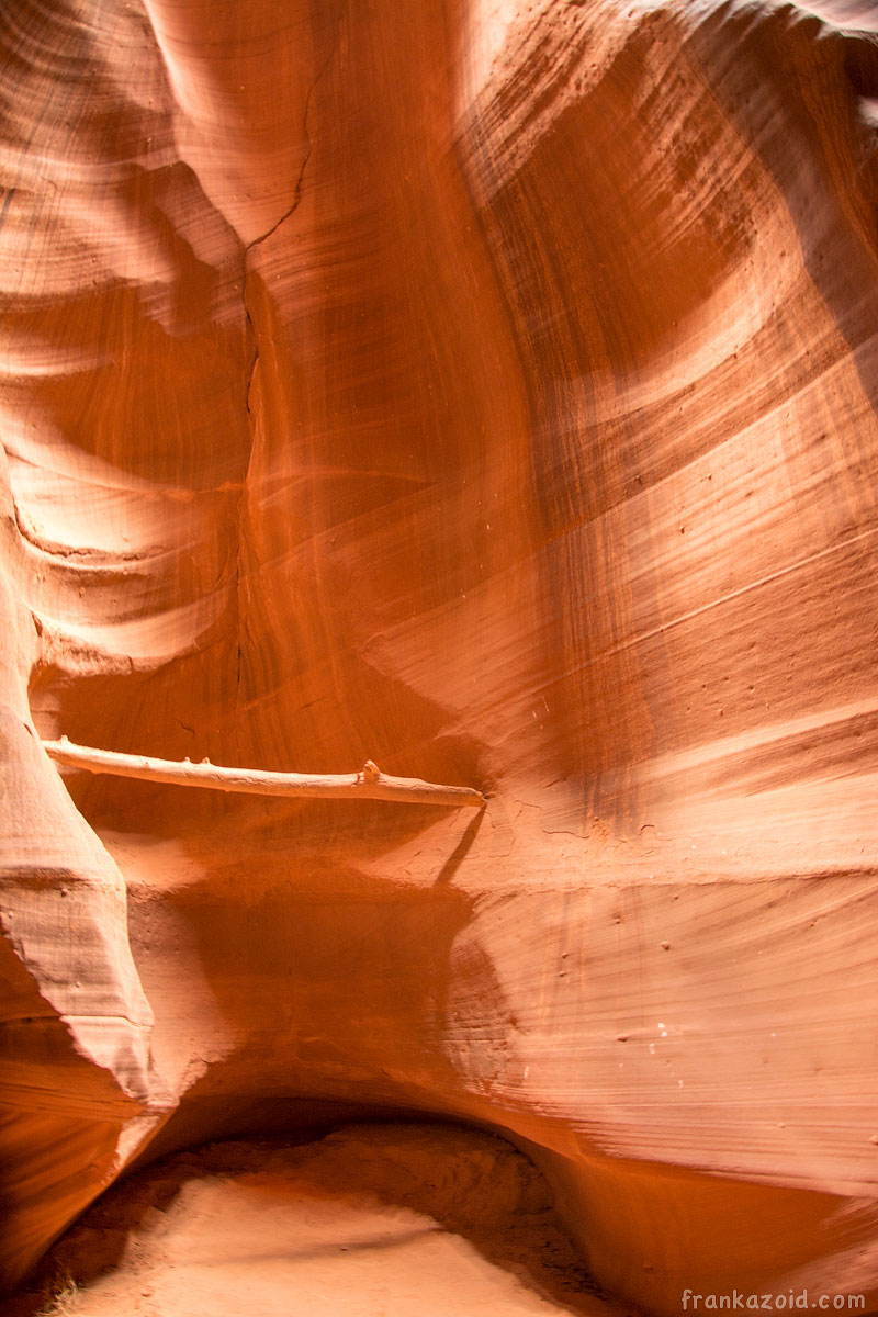 Upper Antelope Canyon 2014 photo