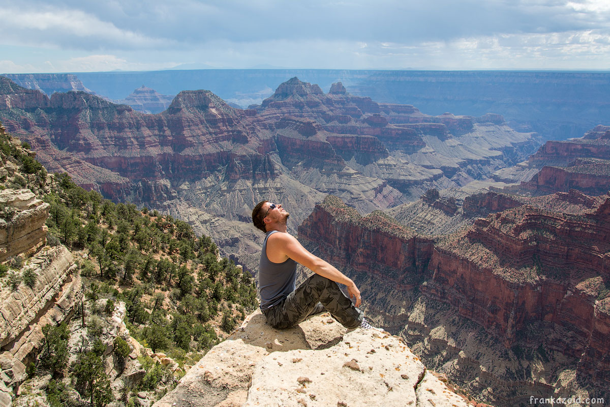 Grand Canyon North Rim & Cape Royal 2014 photo