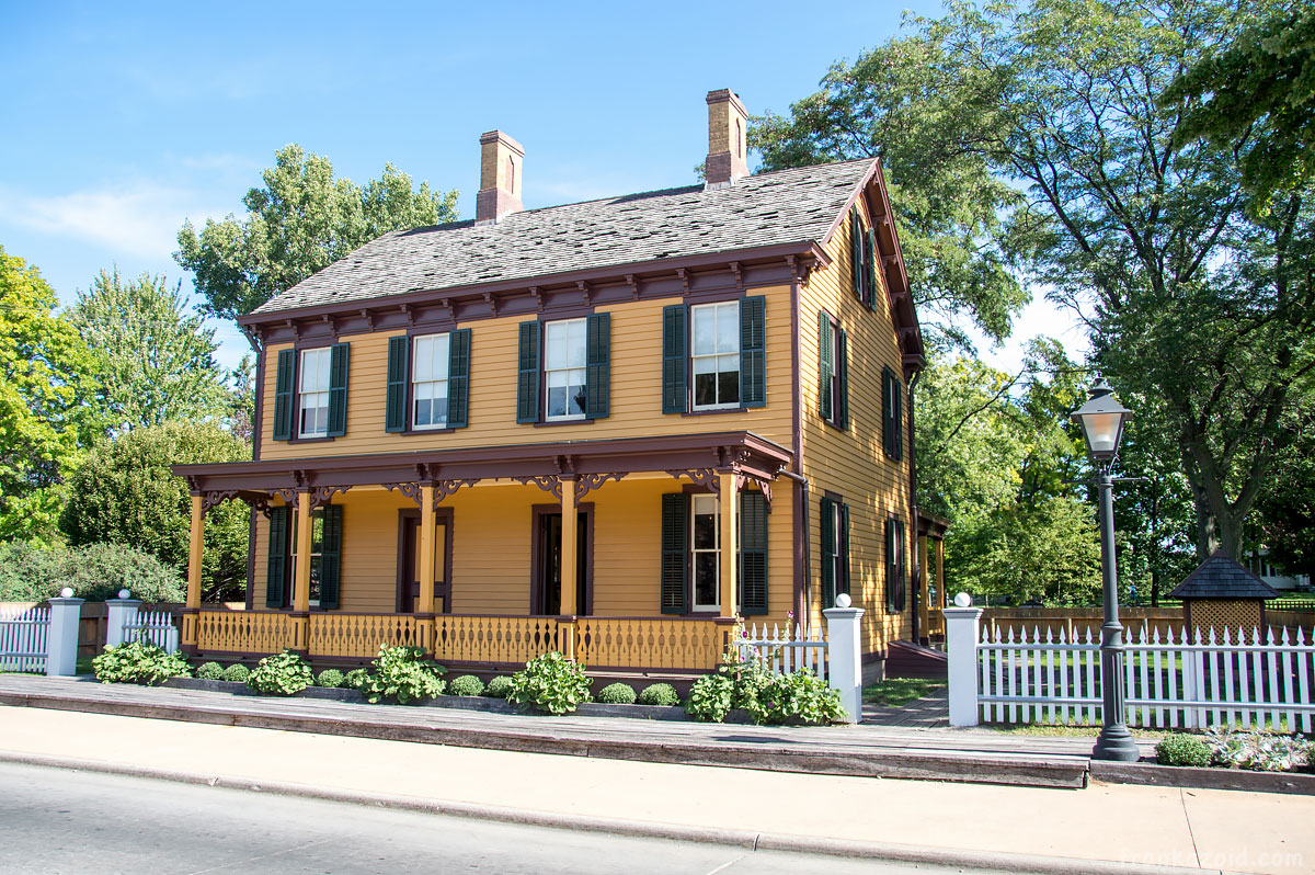 Greenfield Village, Dearborn, MI, USA 2016 photo
