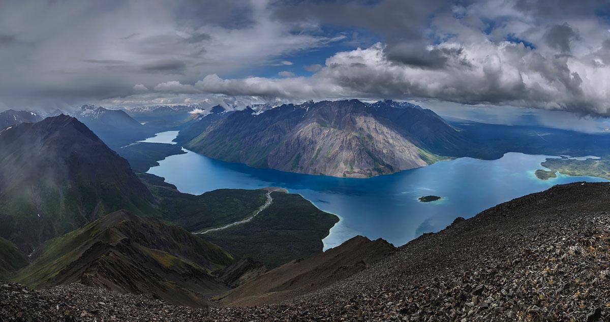 Big Alaska trip, part 10: Yukon territories, Canada  2017 photo