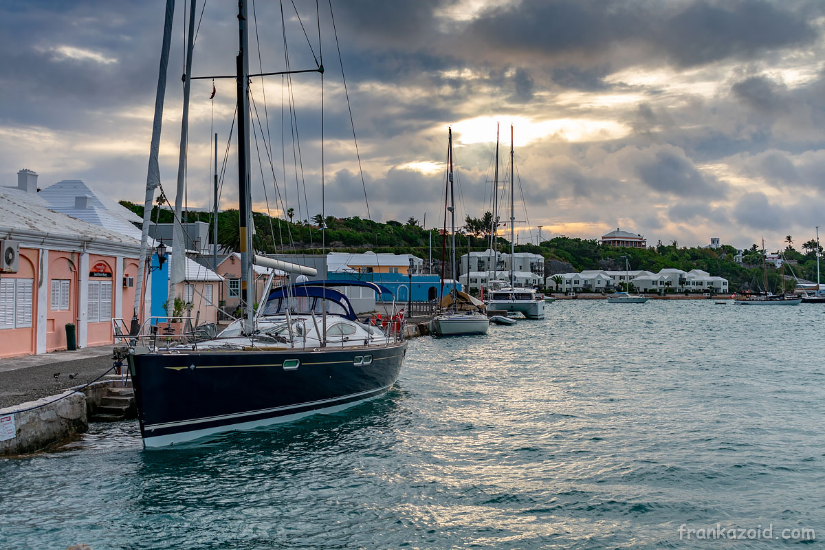 Bermudas 2019