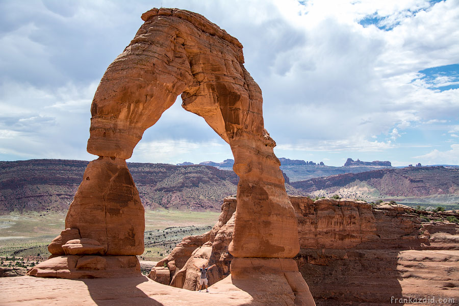 Arches 2014 photo