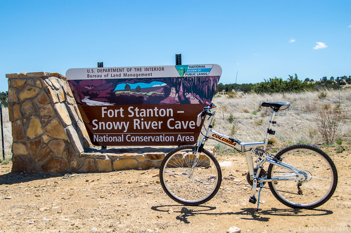 Fort Stanton and Capitan, NM, 2015 photo