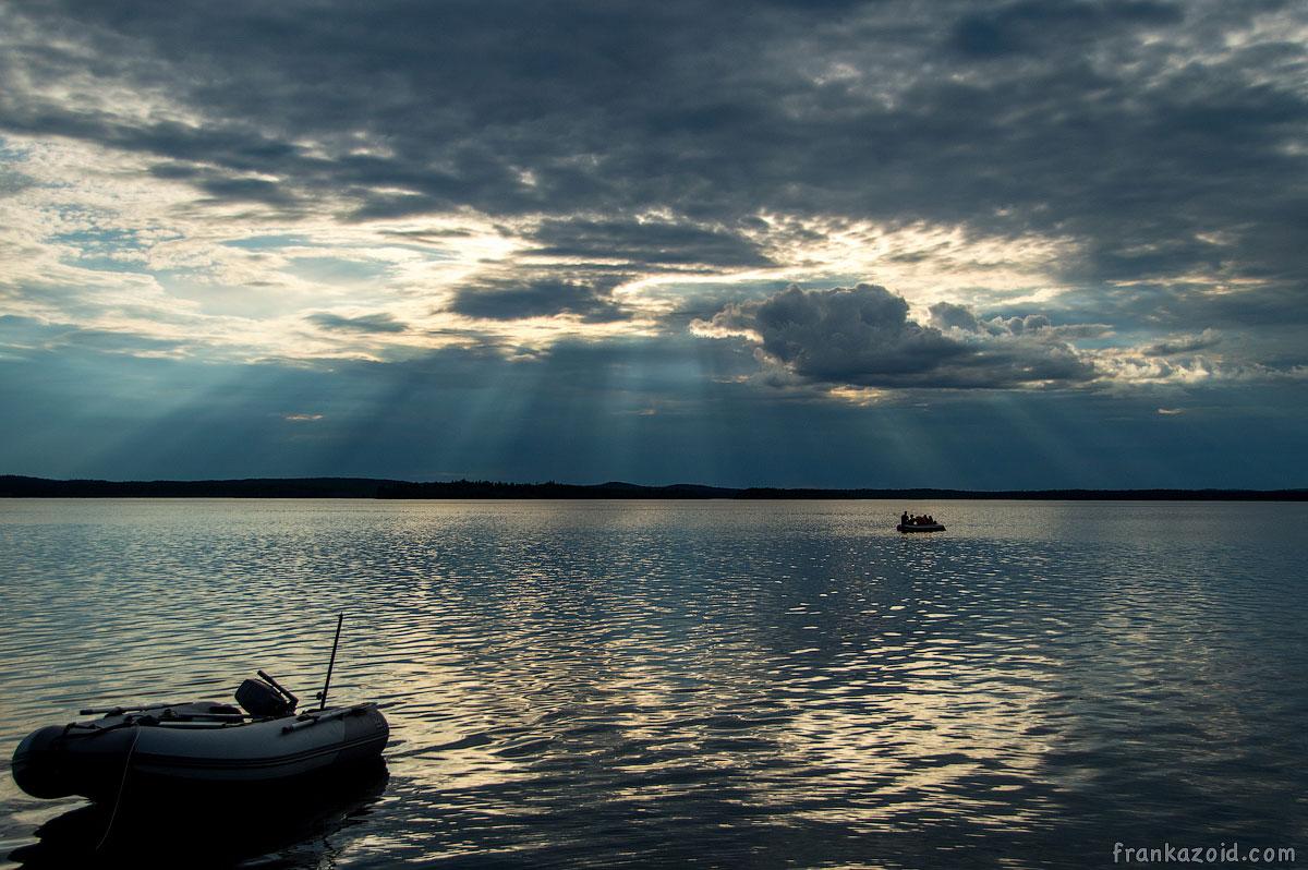 Russia, north, Murmansk 2015 photo