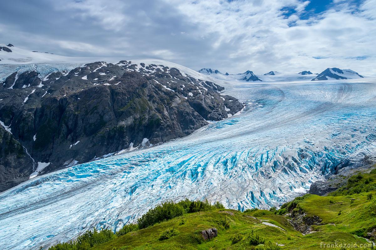 Exit glacier overview