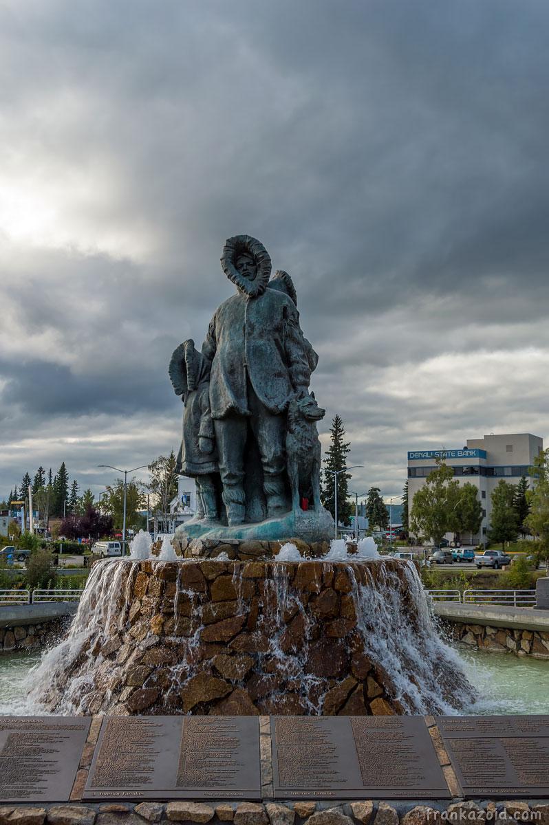 Faibanks monument