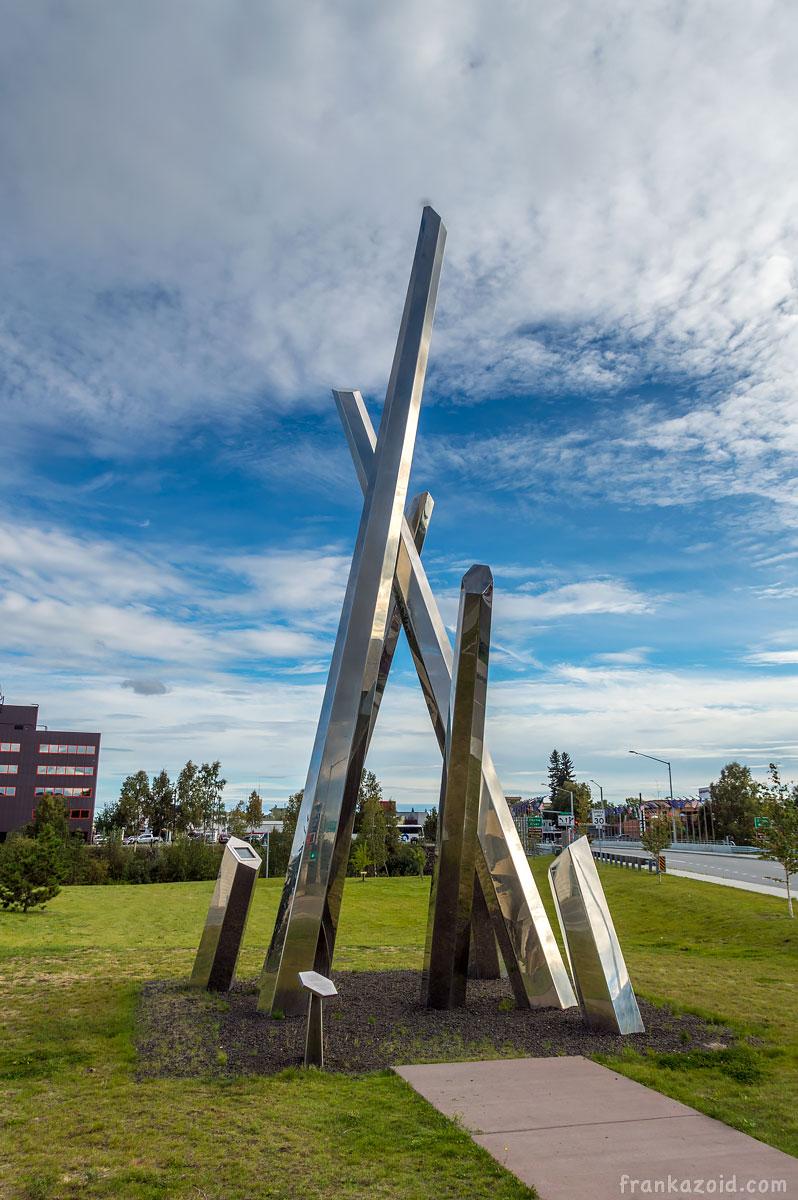Fairbanks monument