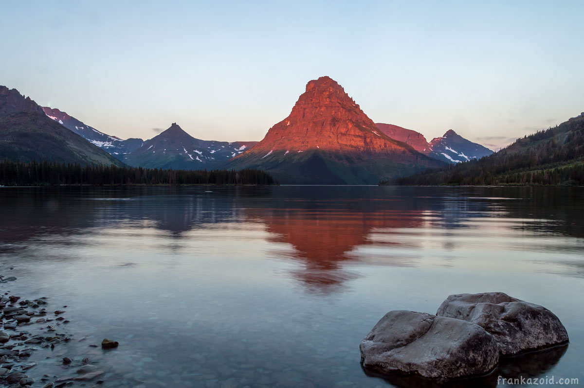 Big Alaska trip, part 8: Montana, USA. 2017 photos