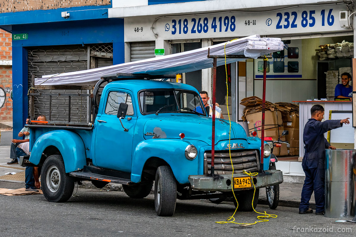 Medellin, Colombia, 2019