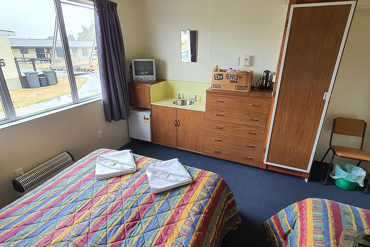 Номер в отеле  High Country Lodge, Motels & Backpackers