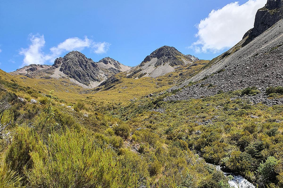 Trip to New Zealand, Twizel, Tasman lake, Pukaki lake, Ohau lake, Hooker valley, Tasman valley, glacier, year 2020