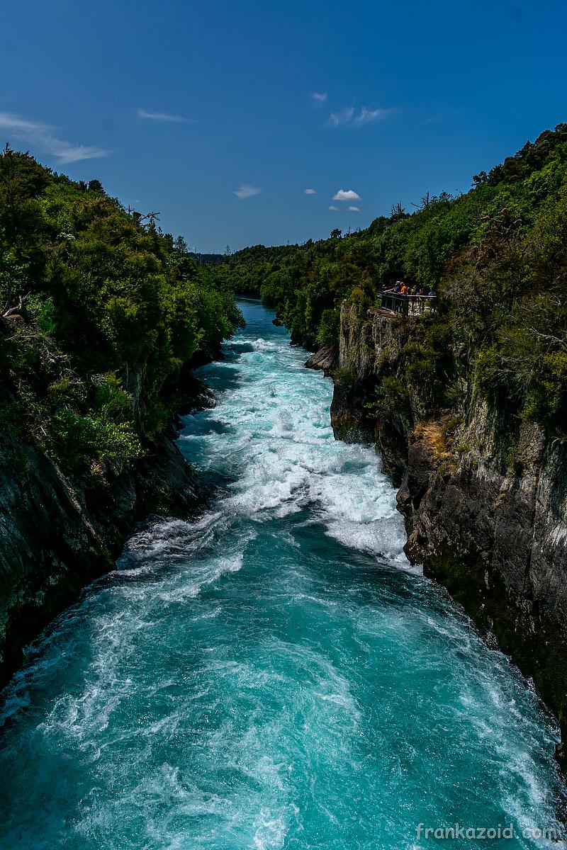 Trip to New Zealand, Rotorua, volcanic valley, crater lakes, Wai-o-tapu, geothermal, wonderland, Waimangu, year 2020