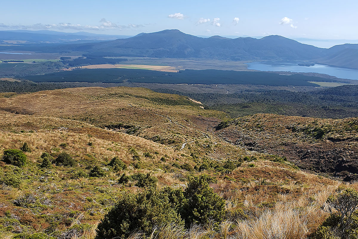 Trip to New Zealand, Tongariro Alpine Crossing, year 2020