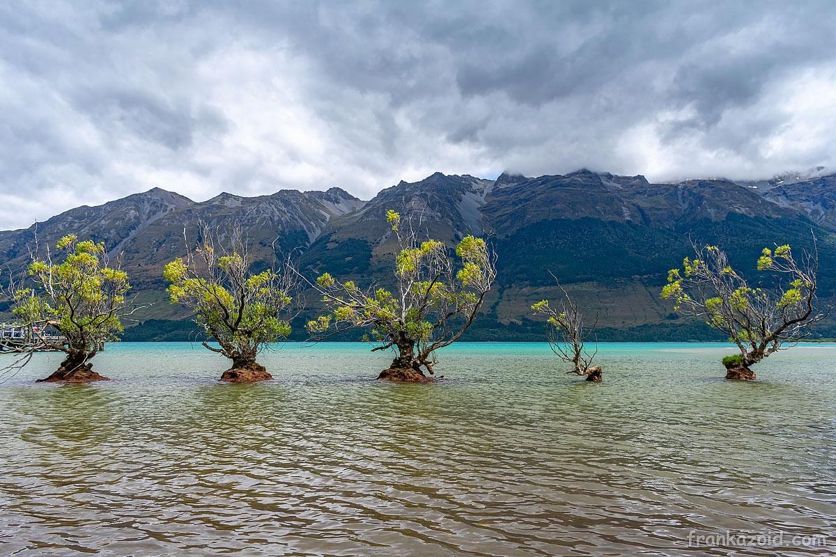 Trip to New Zealand, Wanaka, Rocky Peak hike, sunrise, Queenstown, Glenorchy, Wakatipu lake, year 2020