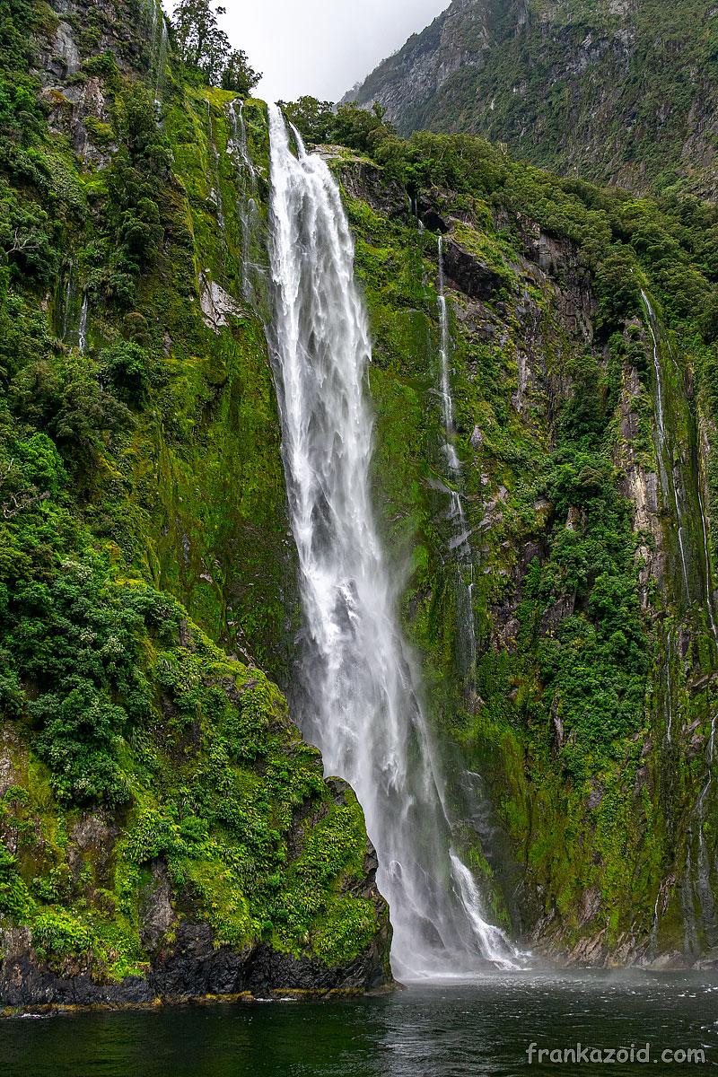 Trip to New Zealand, Te Anau, Milford Sound, year 2020