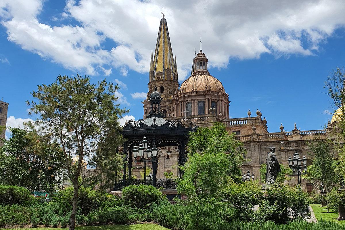 Trip to Guadalajara, Jalisco and Monterrey, Nuevo Leon, year 2020